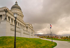 Utah State Capital Stock Images