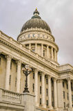 Utah State Capital Building Royalty Free Stock Photo