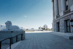 Utah State Capital Royalty Free Stock Photography