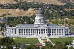 Utah State Capitol Royalty Free Stock Photos