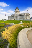 Utah state capitol Royalty Free Stock Photography