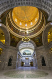 Utah state capitol Royalty Free Stock Photo