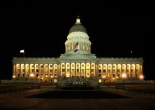 Utah State Capitol Stock Photos