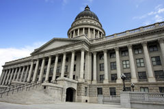 Utah State Capitol Building Royalty Free Stock Photo