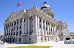 Utah State Capitol Building Royalty Free Stock Photos