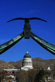Utah State Capitol building Stock Photos