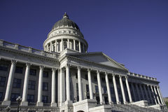 The Utah State Capitol building Stock Photos
