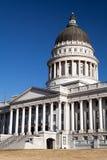 Utah State Capitol Building. In Salt Lake City, UT Royalty Free Stock Photography