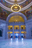 Utah State Capitol Building interior Royalty Free Stock Images