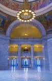 Utah State Capitol Building interior Royalty Free Stock Photo
