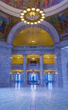 Utah State Capitol Building interior Royalty Free Stock Photos