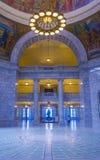 Utah State Capitol Building interior Royalty Free Stock Photos