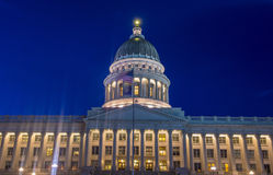 Utah State Capitol Building Stock Images