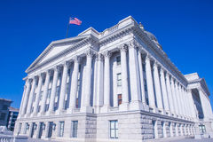 Utah State Capitol Building Stock Photography