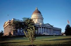 Utah State Capitol Stock Image