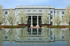 Utah state government building. royalty free stock image