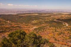 Utah utsikt 2 arkivbild