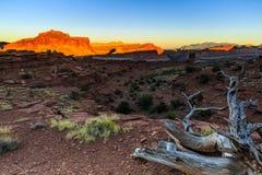 Utah, Vereinigte Staaten Stockfoto