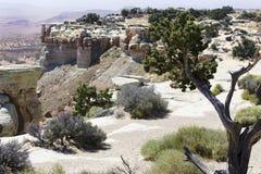 Utah-Wüste Lizenzfreie Stockfotografie