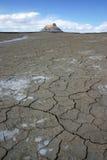Utah-Wüsten stockbild
