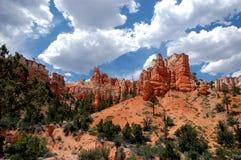 Utahs Nationalparks stockfotografie