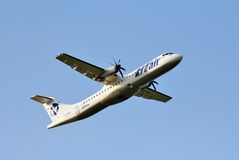 UTair ATR-72 Stock Photo