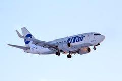 UTair Boeing 737 Royalty Free Stock Image