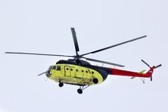 UTair Mil Mi-8TV Stock Photo