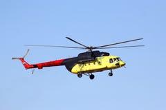 UTair Mil Mi-8AMT Royaltyfri Fotografi