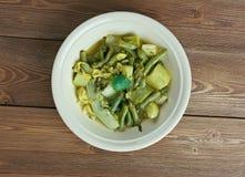 Utan Vegetables Stock Photography