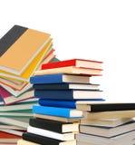 Utbildning bokar bunten Royaltyfri Foto