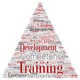 Utbildning, coachning eller lära för vektor, studie royaltyfri illustrationer