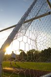 utbildning för fotbollövningsfotboll Arkivfoto