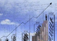 Utbildning och finans Arkivbilder