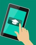 utbildning online Arkivfoton