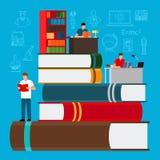 Utbildnings- och studiebegrepp Arkivfoton