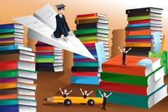 Utbildningsbegrepp Arkivbild