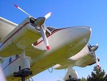 Utbildningsflygplan Arkivbilder