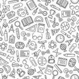 Utbildningsmodell stock illustrationer