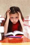 utbildningsproblem arkivbild