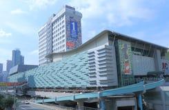 Kuala Lumpur downtown Stock Photos
