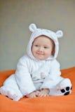 сute baby boy Stock Image