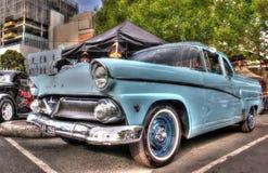 Ute classique de Ford Mainline d'Australien des années 1950 Photographie stock
