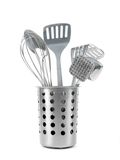 Utensílios da cozinha foto de stock royalty free
