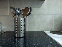 Utensílios da cozinha Imagem de Stock