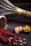 Utensílios da loja de pastelaria Imagem de Stock Royalty Free