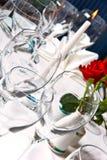 Utensílios de mesa Fotografia de Stock