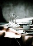 Utensílios de mesa Imagens de Stock Royalty Free
