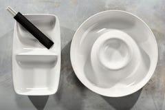Utensílios de mesa chineses Imagens de Stock Royalty Free