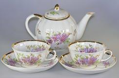 Utensílios de mesa do vintage Imagem de Stock Royalty Free